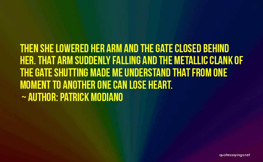 Patrick Modiano Quotes 1165689