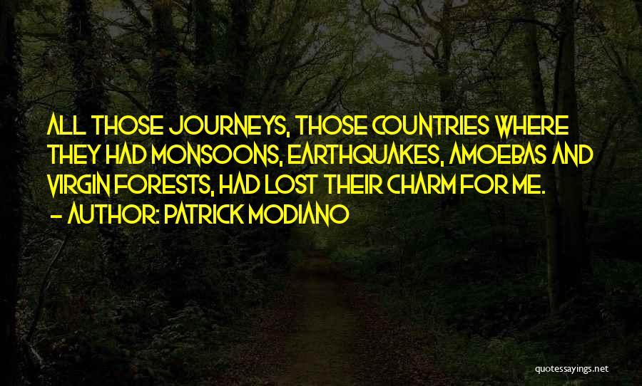 Patrick Modiano Quotes 1197091