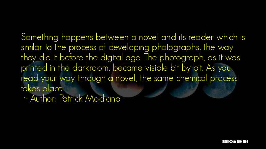 Patrick Modiano Quotes 1274345
