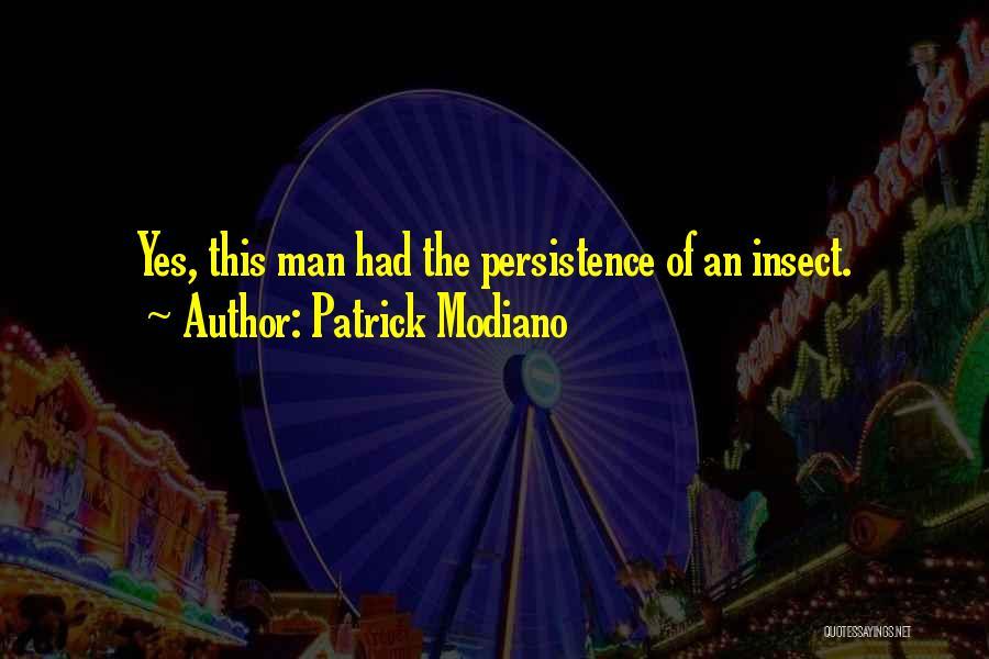 Patrick Modiano Quotes 1322395