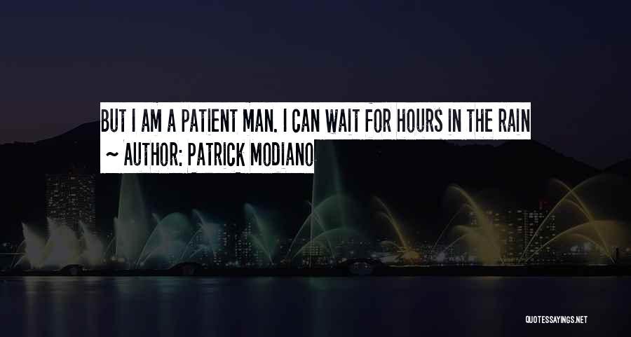 Patrick Modiano Quotes 1349408