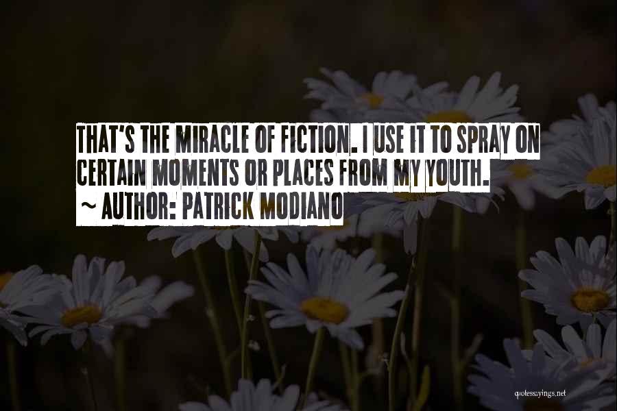 Patrick Modiano Quotes 1428930