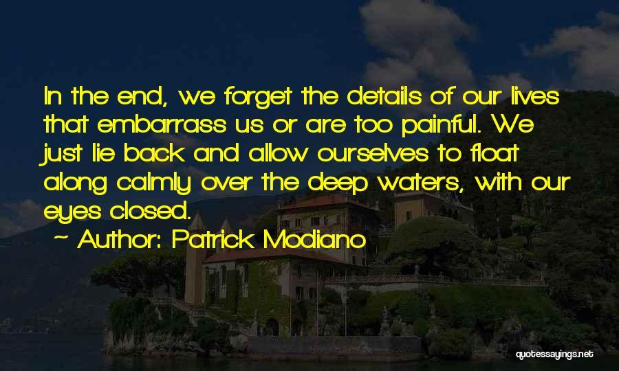 Patrick Modiano Quotes 1516003