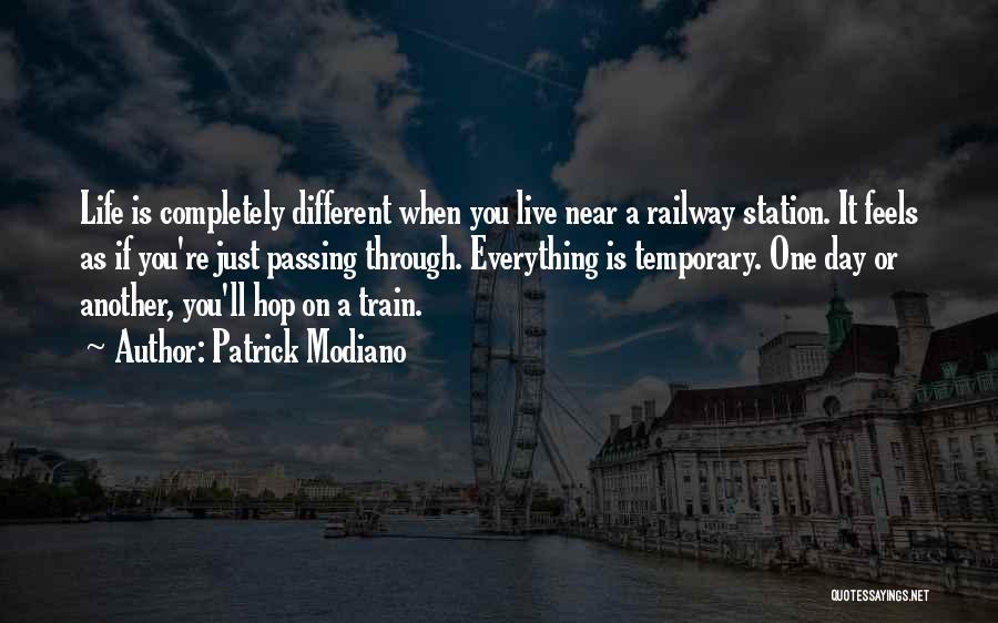 Patrick Modiano Quotes 1675552