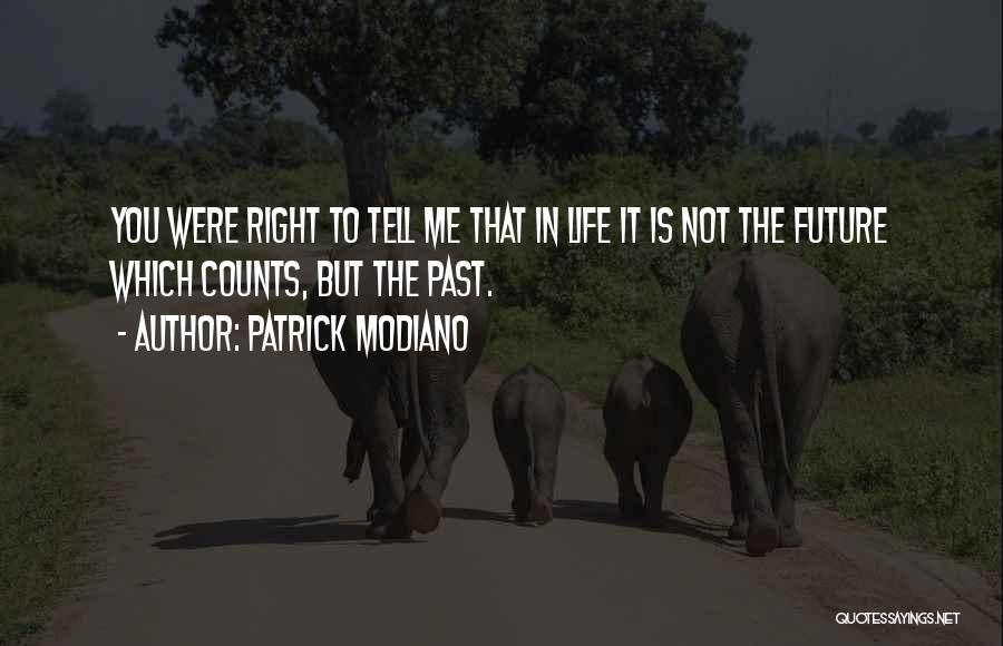 Patrick Modiano Quotes 2099166
