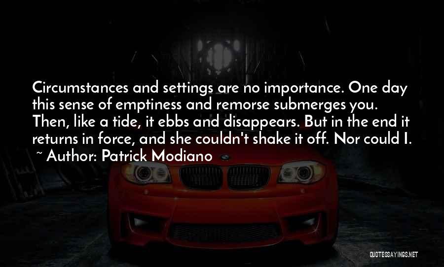 Patrick Modiano Quotes 2194158