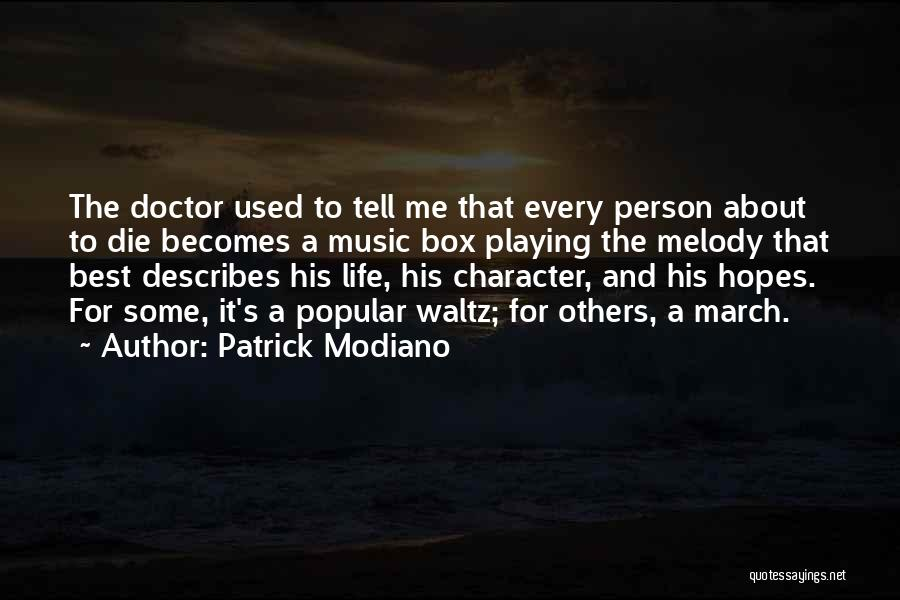 Patrick Modiano Quotes 2257770
