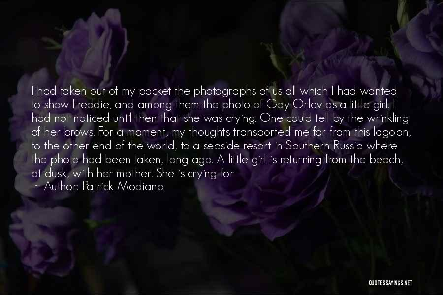 Patrick Modiano Quotes 2259830