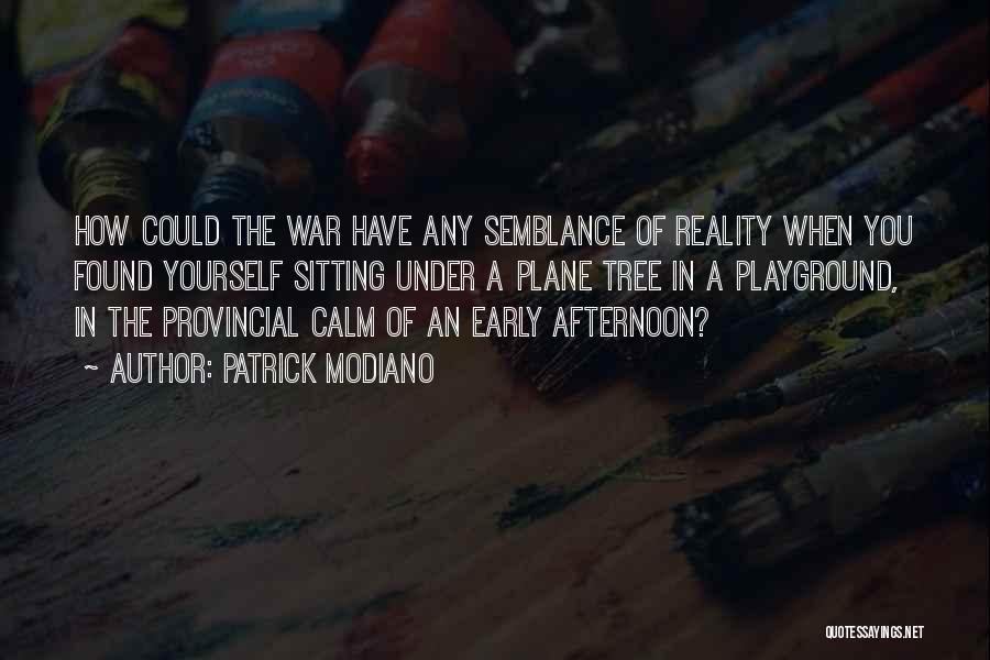 Patrick Modiano Quotes 262148