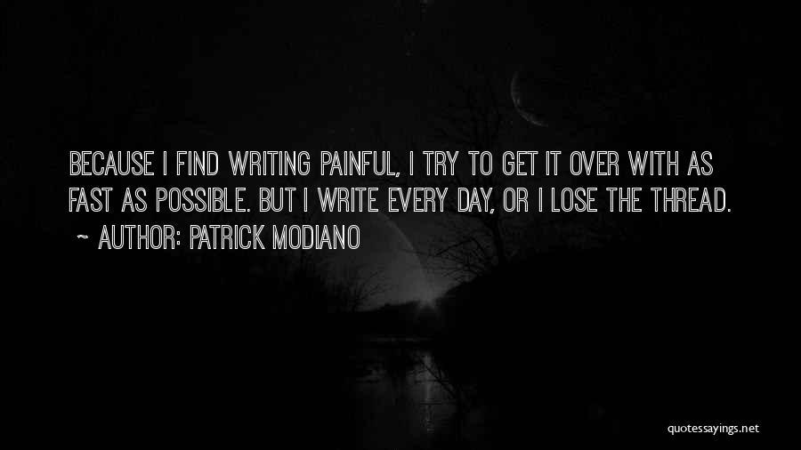 Patrick Modiano Quotes 578342