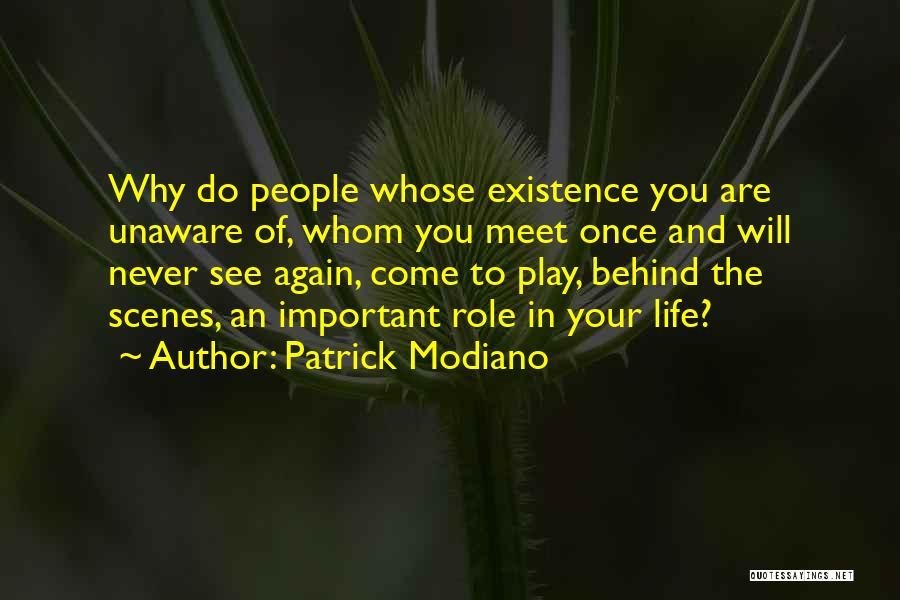 Patrick Modiano Quotes 579659