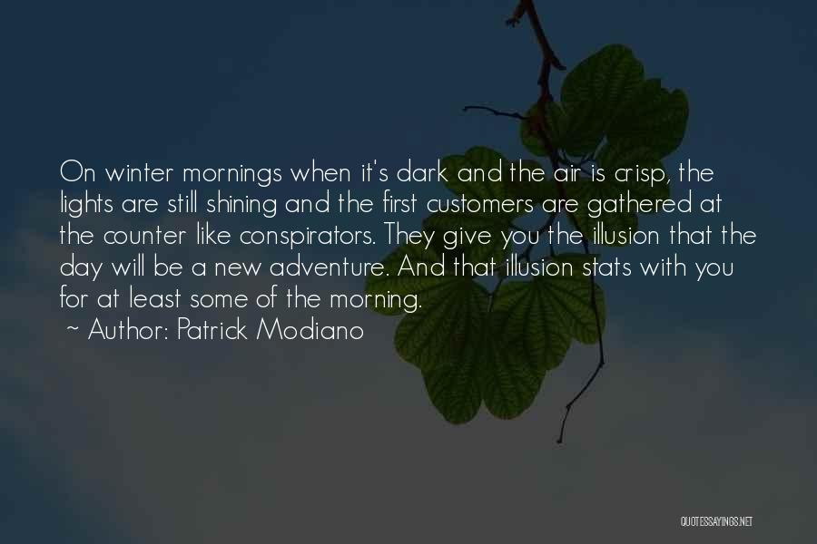 Patrick Modiano Quotes 687002