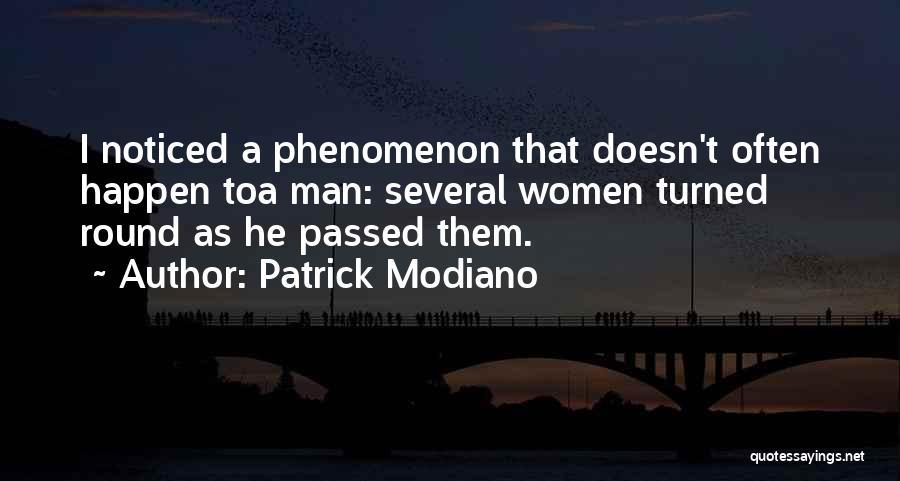 Patrick Modiano Quotes 886364