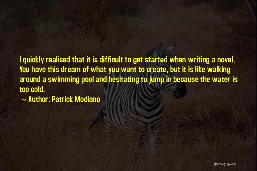 Patrick Modiano Quotes 960341
