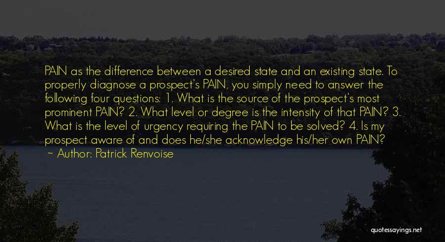 Patrick Renvoise Quotes 1249894