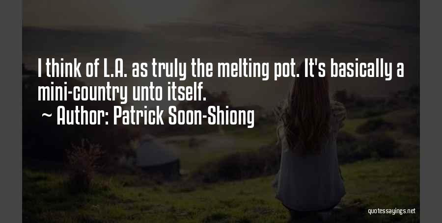 Patrick Soon-Shiong Quotes 1702117