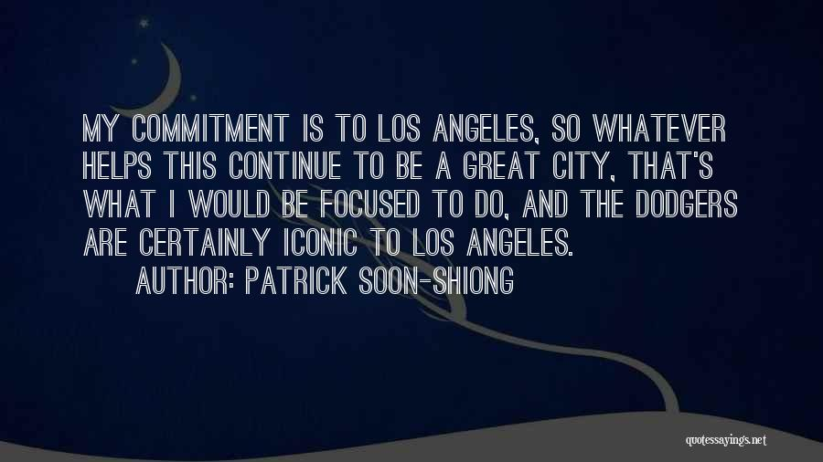 Patrick Soon-Shiong Quotes 711453