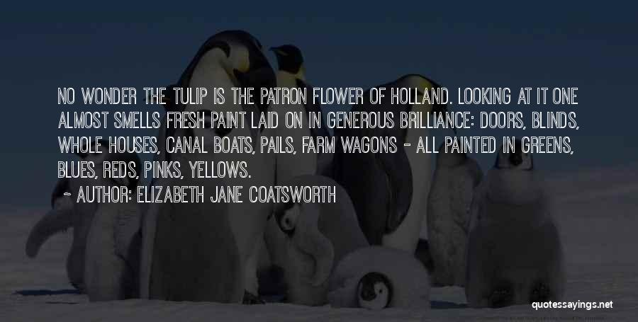 Patron Quotes By Elizabeth Jane Coatsworth