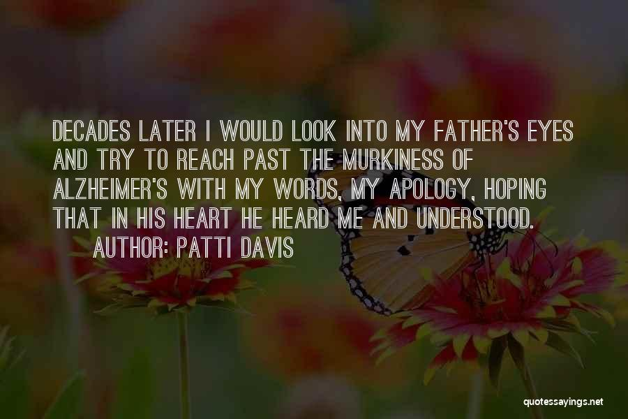 Patti Davis Quotes 141124