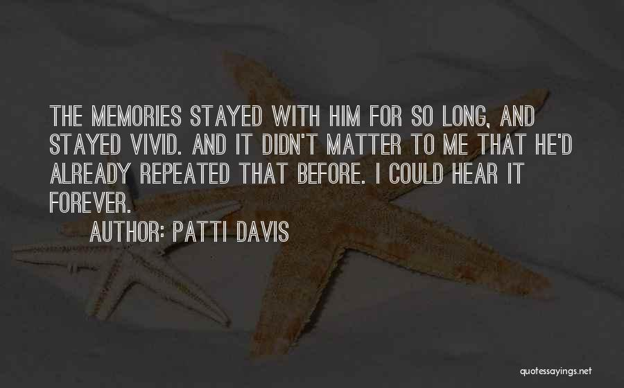 Patti Davis Quotes 174420