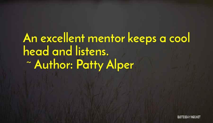 Patty Alper Quotes 457316