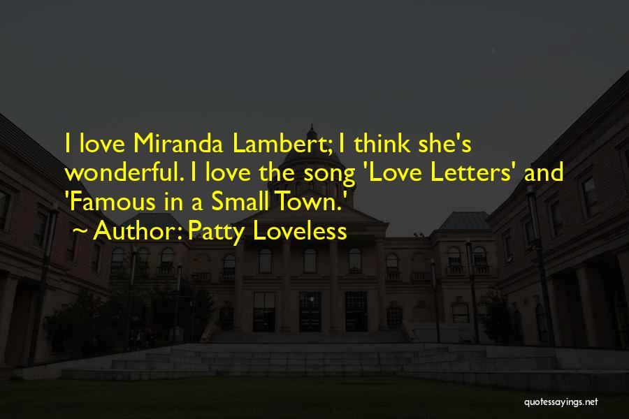 Patty Loveless Quotes 1374967