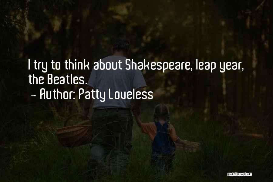 Patty Loveless Quotes 376606