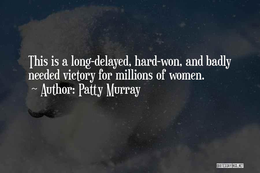 Patty Murray Quotes 1683294