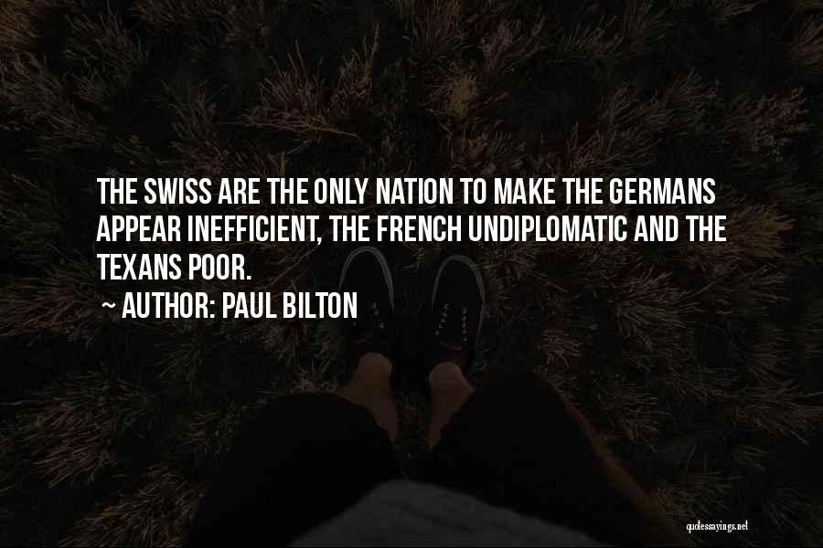 Paul Bilton Quotes 266951