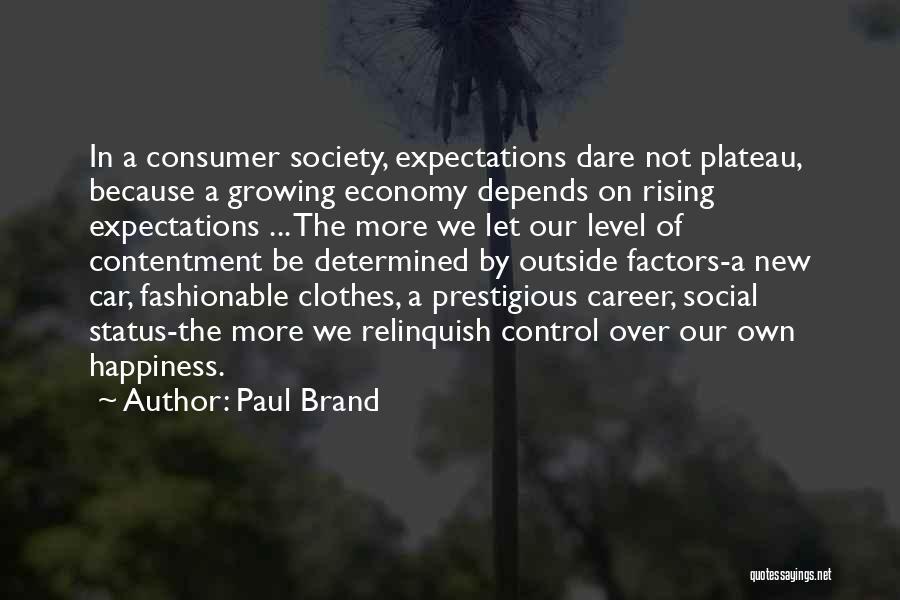 Paul Brand Quotes 2059698
