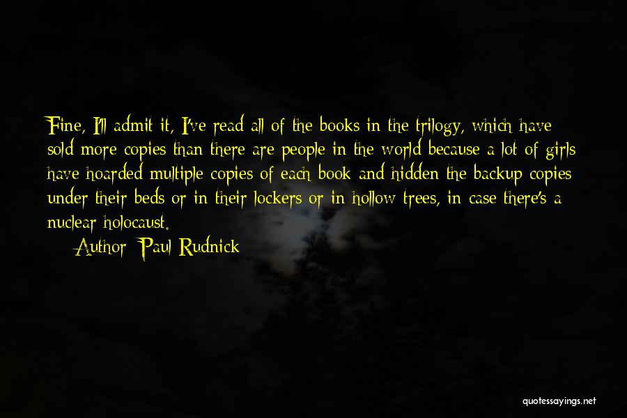 Paul Case Quotes By Paul Rudnick