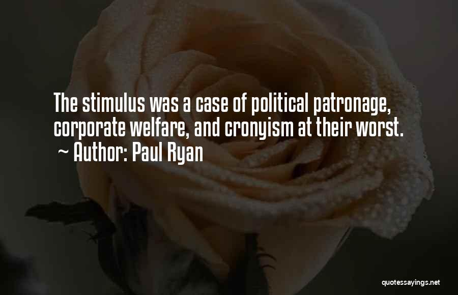 Paul Case Quotes By Paul Ryan