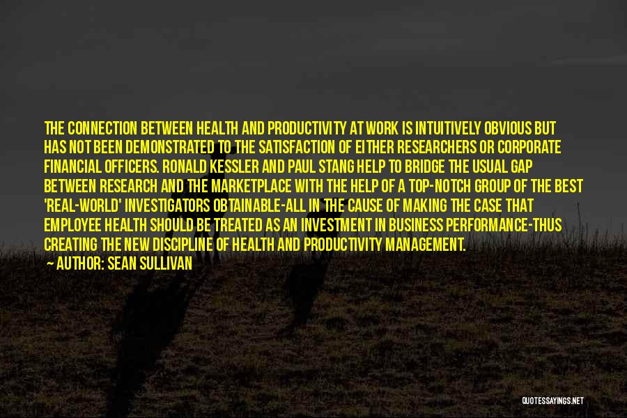 Paul Case Quotes By Sean Sullivan