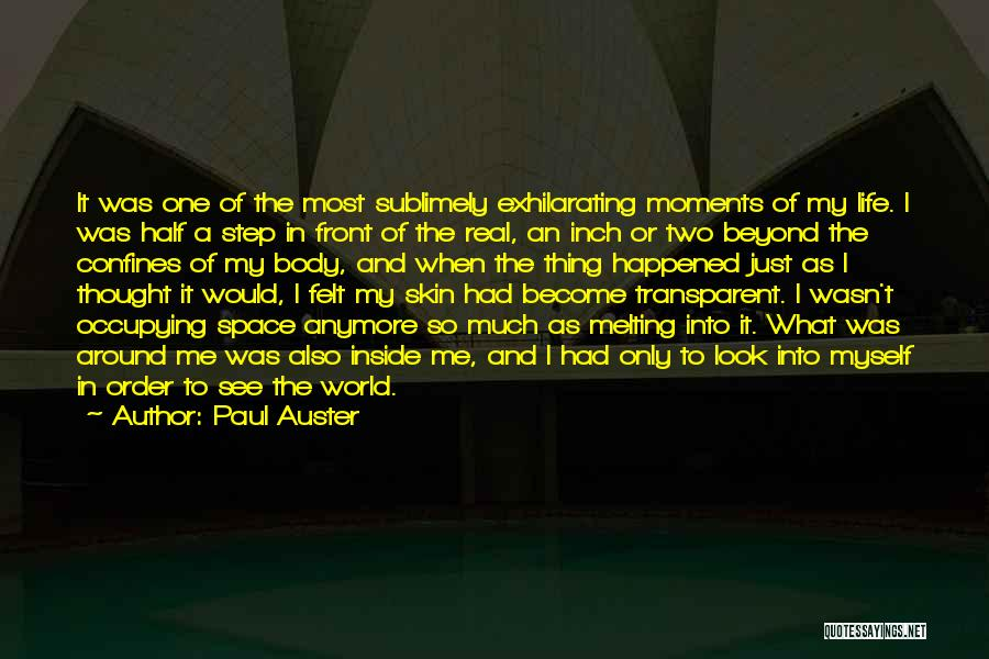 Paul Coe Quotes By Paul Auster