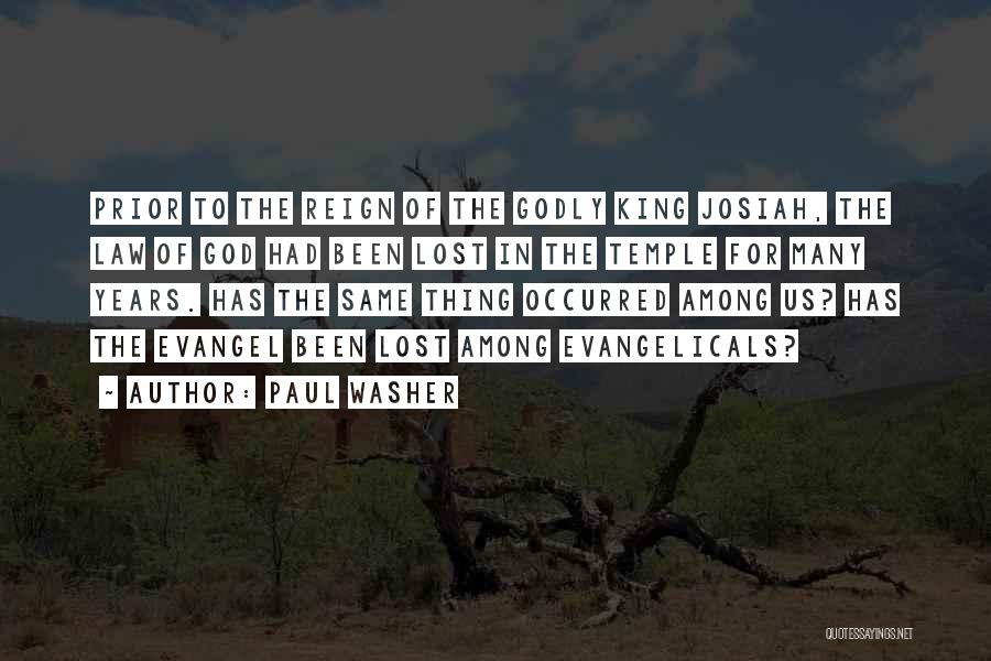 Paul Coe Quotes By Paul Washer