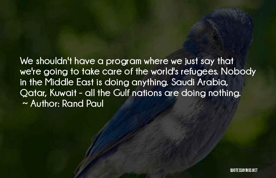 Paul Coe Quotes By Rand Paul