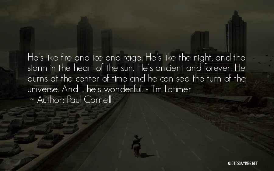 Paul Cornell Quotes 1398952