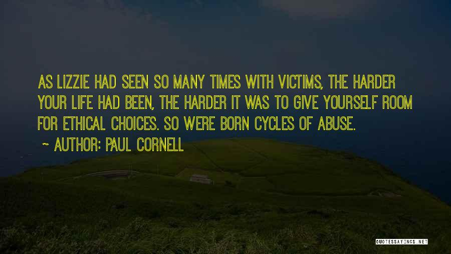 Paul Cornell Quotes 1517709