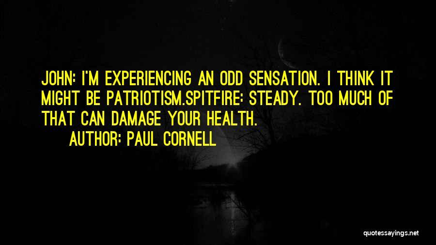 Paul Cornell Quotes 1565543