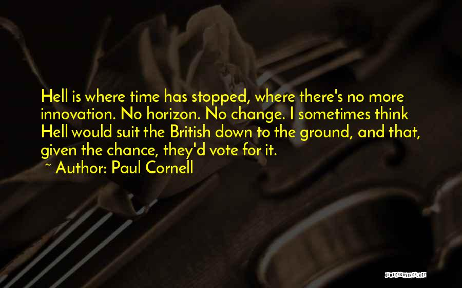 Paul Cornell Quotes 2258295