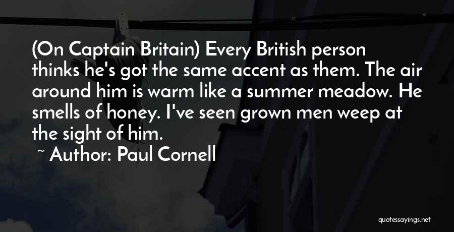 Paul Cornell Quotes 451454