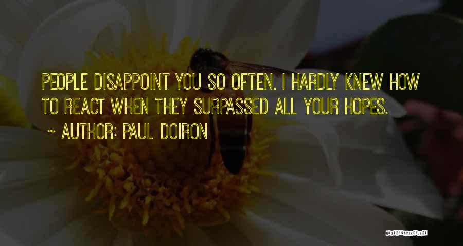Paul Doiron Quotes 1806283