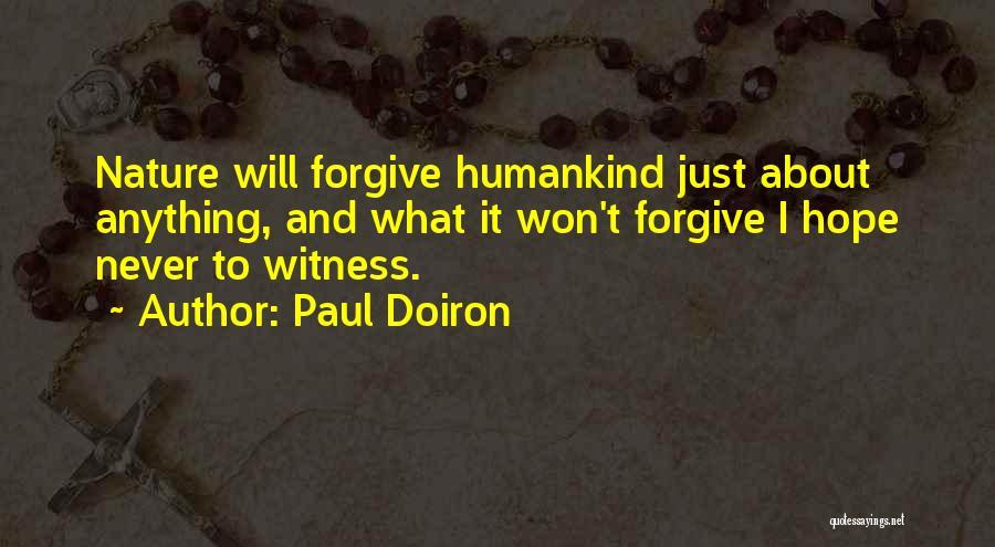 Paul Doiron Quotes 366461