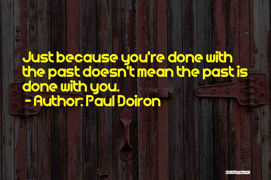 Paul Doiron Quotes 887437