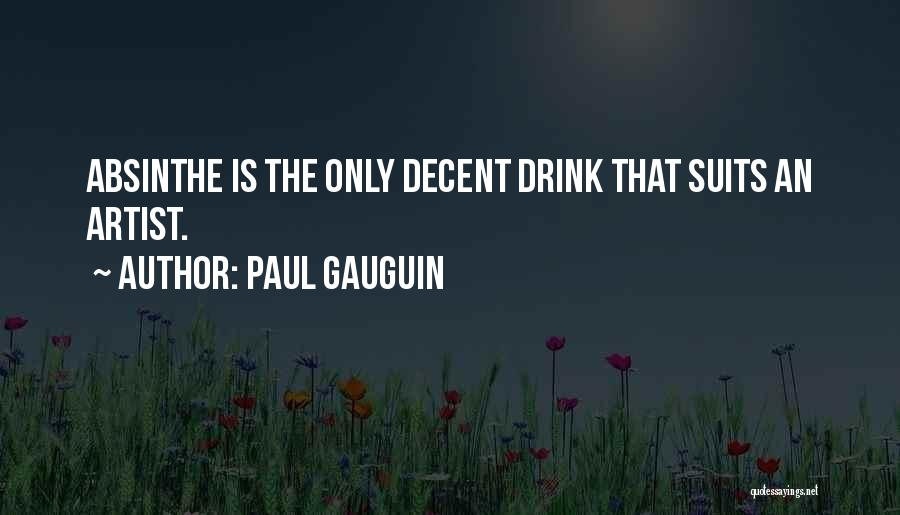 Paul Gauguin Quotes 1010195