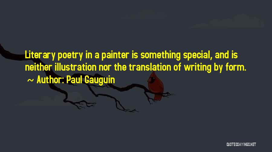 Paul Gauguin Quotes 285170