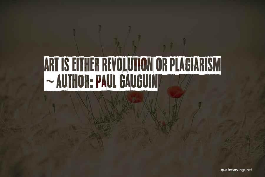 Paul Gauguin Quotes 373873