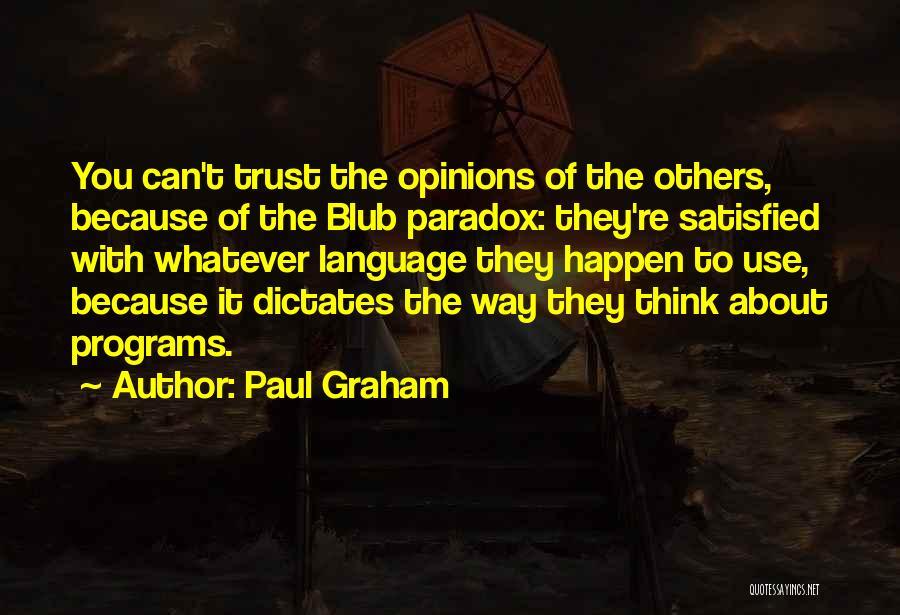 Paul Graham Quotes 1571183