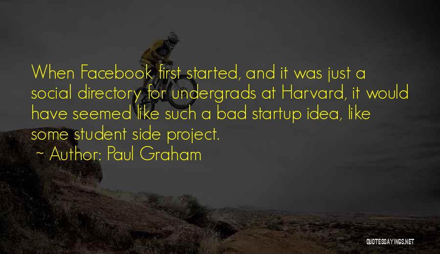 Paul Graham Quotes 1653301