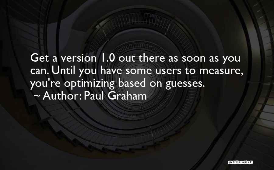 Paul Graham Quotes 165834